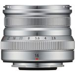 Fujifilm Lens XF16mmF2.8 R WR Silver from Camera Pro