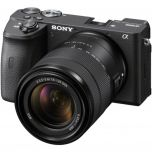 Sony Alpha a6600 Mirrorless Camera with 18-135mm Lens from Camera Pro