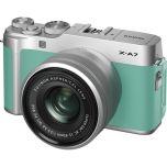 Fujifilm X-A7 Camera w/ XC 15-45mm f/3.5-5.6 OIS PZ Lens (Mint) from Camera Pro
