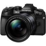 Olympus OM-D E-M1 Mark II Digital Camera (Black) w/ 12-200mm f/3.5-6.3 Lens from Camera Pro