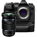 Olympus OM-D E-M1X Kit with 12-100mm f/4 Pro Lens from Camera Pro