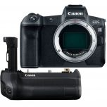 Canon EOS R Mirrorless Camera Body with BG-E22 Battery Grip from Camera Pro