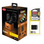 HAHNEL PRO CUBE 2 CHLPROCU2S + HAHNEL BATTERY CHLXZ100 from Camera Pro