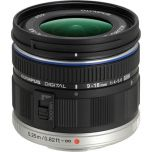 Olympus M.Zuiko 9-18mm f/4-5.6 Standard Zoom Black Lens from Camera Pro