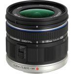 Olympus M.Zuiko 9-18mm f/4-5.6 Standard Zoom Black Lens from Camera Pro