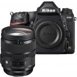 Nikon D780 DSLR Camera Kit with Sigma 24-70mm f/2.8 Art lens from Camera Pro