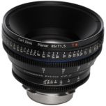 Ex-Display Zeiss CP.2 1.5 85 T* - feet super Speed from Camera Pro
