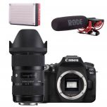 Canon 90D DSLR Video Kit from Camera Pro