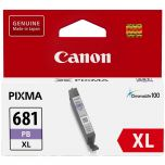 Ink Cartridge CLI-681XLBK ChromaLife100 - Black - XL from Camera Pro