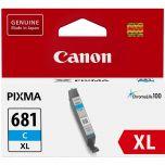 Ink Cartridge CLI-681XLC ChromaLife100 - Cyan - XL from Camera Pro