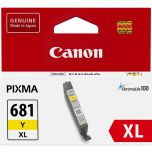 Ink Cartridge CLI-681XLY ChromaLife100 - Yellow - XL from Camera Pro