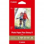 "Canon Photo Paper Plus Glossy II 4""x6"" (10X15cm) (50 Sheets) from Camera Pro"