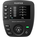 Fujifilm EF-W1 Wireless Flash Commander / Trigger from Camera Pro