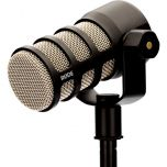 Rode PodMic - Dynamic Podcasting Microphone from Camera Pro