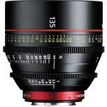 Canon CN-E 135mm T2.2 L F Cinema Prime Lens (EF Mount) from Camera Pro