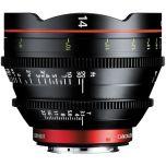 Canon CN-E 14mm T3.1 L F Cinema Prime Lens (EF Mount) from Camera Pro