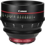 Canon CN-E 50mm T1.3 L F Cine Lens (EF Mount) from Camera Pro