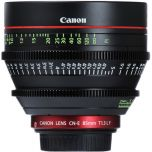 Canon CN-E 85mm T1.3 L F Cine Lens (EF Mount) from Camera Pro