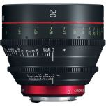 Canon CN-E 20mm T1.5 L F Cinema Prime Lens (EF Mount) from Camera Pro