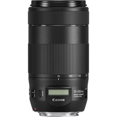Image of Canon 70-300mm f4-5.6 IS II USM Telephoto Zoom Lens