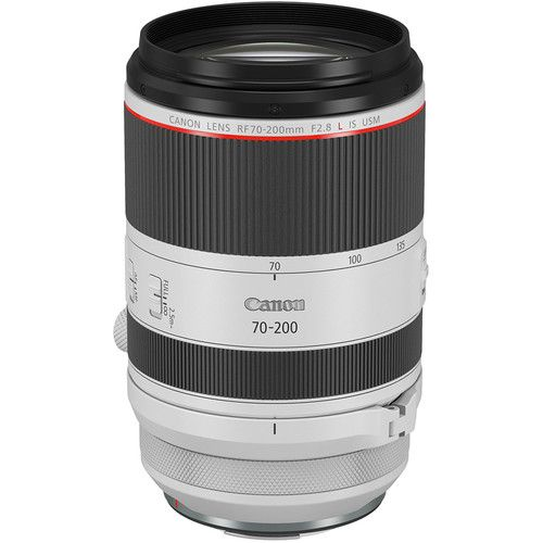Image of Canon RF 70-200mm f/2.8L IS USM Telephoto Zoom Lens