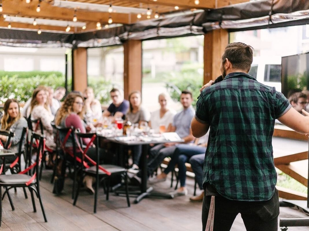 9 Tips for Successful Event Photography