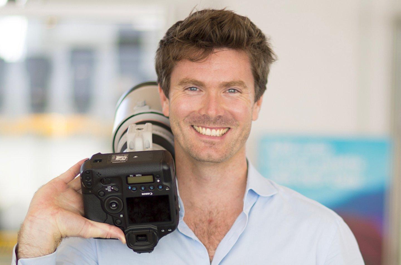 CameraPro founder, Jesse Hunter