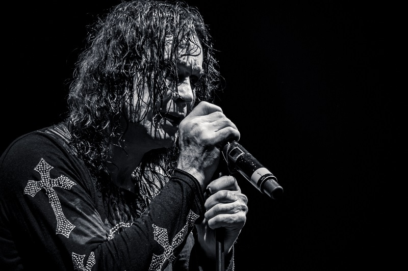 Ozzy Osbourne of Black Sabbath – Brisbane Entertainment Centre, 2013