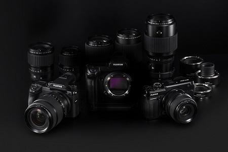 fujifilm cameras and lenses