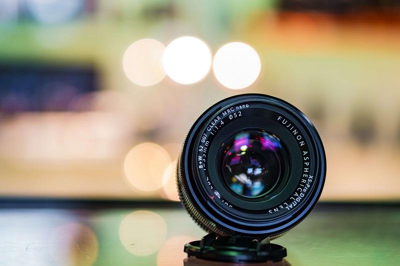 fujinon lens