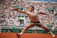 Tennis Player- Photo by Tim Clayton