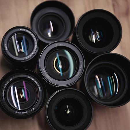 travel photography camera lenses