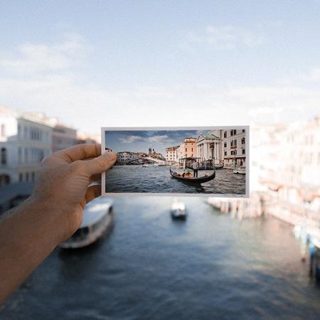travel photography printed photo