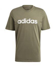 Adidas Lin Single Jersey Tee Green