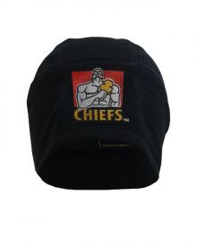 Chiefs Fleece Beanie Black