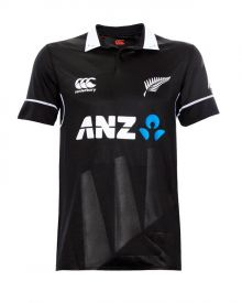 BLACKCAPS Kids Replica ODI Shirt 2021
