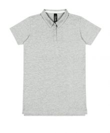 Womens Elements Cotton Polo Shirt
