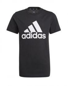 Adidas Kids Big Logo Tee Black