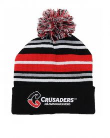 Crusaders Kids Pom Pom Beanie 2021