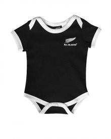 All Blacks Rugby Infants Body Suit