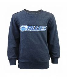 Blues Kids Crew Sweatshirt