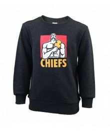 Chiefs Kids Crew Sweatshirt