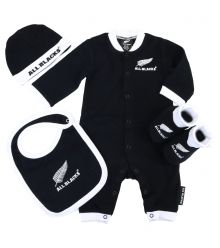 All Blacks Gift Pack - Infants 4 Pack