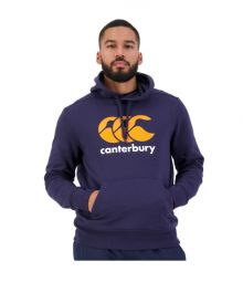 CCC Mens Anchor Hoodie Navy