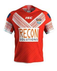 Tonga League Replica Test Jersey 2018