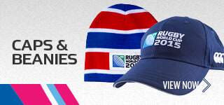 RWC 2015 Caps And Beanies