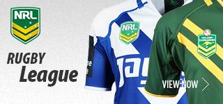 Rugby League Teamwear