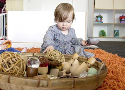 Create your own Heuristic Play Basket.