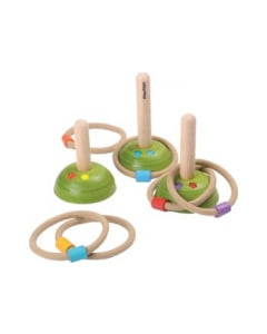 Eco Wooden Ring Toss