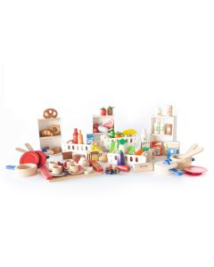 Wooden Kitchen Bundle
